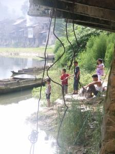 guizhou-village