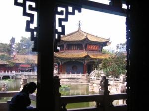 kunming-temple